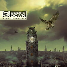 CD*3 DOORS DOWN**TIME OF MY LIFE***NAGELNEU & OVP!!