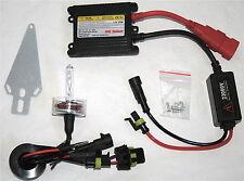 Kit éclairage hid  xenon h9 6000K slim ballast AC garantie veilleuse led offert