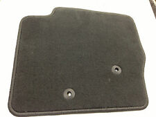 Genuine Volvo 2003-2014 XC90 4 Piece OFFBLACK Gray Carpeted Floor Mat Set NEW