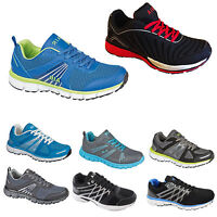 MENS SPORTS RUNNING TRAINERS CASUAL LACE GYM WALKING BOYS SHOES LADIES BOYS SIZE