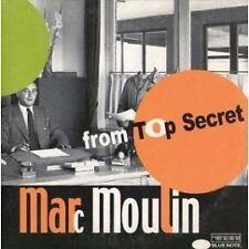 CD 5 tracks MARC MOULIN - From Top Secret  - Blue Note -Sampler, Promo