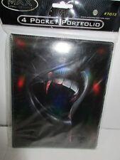 Sammelordner Sammelmappe MAX 4 Pocket Thirsty Vampire passend für Yugioh
