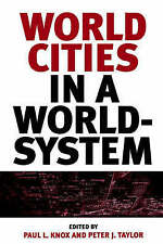 World Cities in a World-System, Acceptable, Knox, Paul, Book