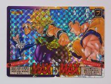 Carte Dragon Ball Z Spécial Puzzle New AOV Broly Carddass spécial