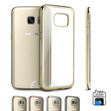 Unbranded/Generic Transparent Mobile Phone Fitted Cases/Skins for Samsung Galaxy S7