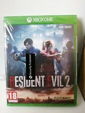 Resident 2 xbox one  NEW SEALED