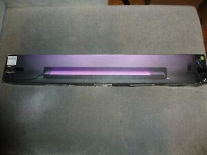 Philips Hue Amarant LED-Wandstrahler - Schwarz Outdoor Wall Washer Amarant exten