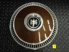 1 NOS Wheel Cover 1973 1974 Mercury Marquis Brougham/Colony Park 73 74 Hub Cap Y
