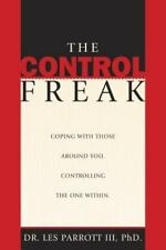 The Control Freak, Les Parrott III, Good Condition, Book