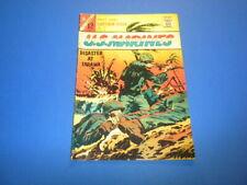 U.S. MARINES #1 Charlton Comics 1964 war