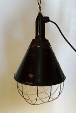 Antike Hängeleuchte Leuchte Lampe Deckenlampe Art Deco - Bauhaus 20er - 40er