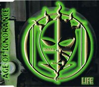 Age Of Ignorance ‎Maxi CD Life - Germany (M/EX+)