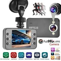 1080P HD Car Video Recorder DVR Camera Night Vision Motion Detector Dashcam