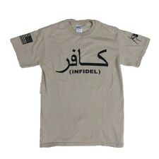 Spike's Tactical Infidel Men's Small T Shirt Iraq Desert Army Marines Military