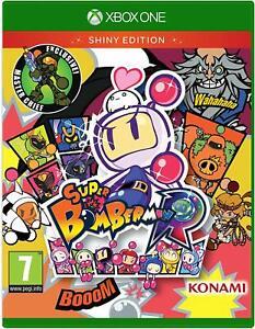 Super Bomberman R Shiny Edition Xbox One New Sealed