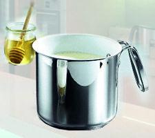 Milchtopf 1,8 Liter Induktion antihaft Keramikbeschichtung 14 cm NEU