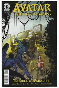 Avatar The Next Shadow #1 2020 Unread Guilherme Balbi Cover Dark Horse Comic