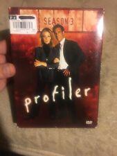 Profiler - Season 3 (DVD, 2004, 6-Disc Set)