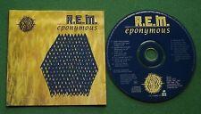 R.E.M. Eponymous inc Fall On Me / The One I Love + CD