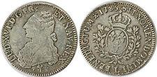 LOUIS XVI ECU 1785 L BAYONNE G.356