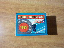 1991 SCORE NHL Young Superstars Hockey Card Factory Set