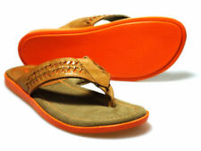 f89b82d961f686 Red Tape Leather Upper Slip On Sandals   Beach Shoes for Men