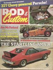 ROD & CUSTOM 1968 OCT - MOUSE PORSCHE, BUILDING THE AMC AMX-R CONCEPT