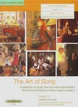 ART OF SONG Grade 1-3 Medium-Low