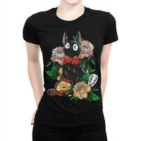 Studio Ghibli Anime Art T-shirt, Men's Women's All Sizes