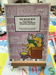 THE JOLLY POSTMAN. TEXT LEVEL KEY-STAGE ONE BOOK BOX HORATIO HOPE EDUCATION