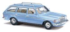 Busch 46841 - 1/87 Mercedes-Benz W123 T Model - Blue Metallica - New