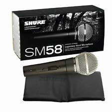 Shure SM58 Vocal Microphone with On/Off Switch