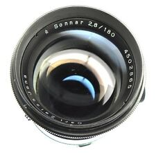 Carl Zeiss Jena 180mm f2.8 Sonnar  #4502865