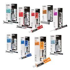 Araldite® Epoxy Adhesive Glue, Choose from Rapid, Crystal, Repair, Steel & More