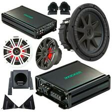 POLARIS SLINGSHOT STAGE 3 Car Audio System Package Kit