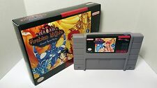 Arabian Nights: The Spirit King of the Desert - English SNES Translation NTSC