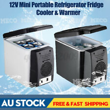12v Fridge Freezer Camping Cooling Portable Fridge Freezer Cooler&Warmer Car AU