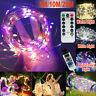 200 LED Solar Power Fairy Lights String Lamps Party Xmas Decor Garden Outdoor