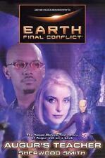 Gene Roddenberry's Earth : Final Conflict--Augur's Teacher