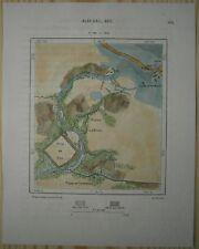 1883 Perron map HUE, VIETNAM (#194)