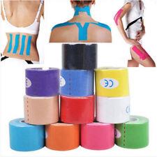 Physio Muscle Élastique Sport Support Rouleau Bande Kinésiologie Éprouve
