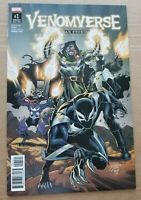 Venomverse War Stories #1 Comic - Ron Lim Variant