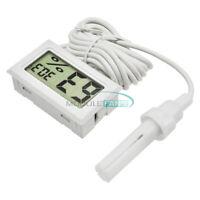 Mini Digital LCD Thermometer Hygrometer Humidity Temperature Meter Indoor M
