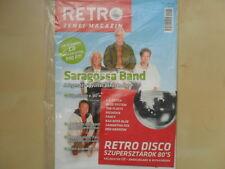 Retro Magazin Ungarn/C.C. Catch, Blue System, Fancy 17 Tracks Italo Disco ovp/CD