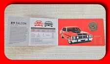 2017 Ford Australian Classic Collection 50c XY Falcon 1971 GTHO Phase lll