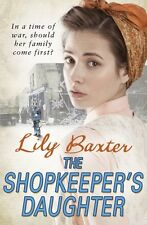 Lily BAXTER / The SHOPKEEPER'S DAUGHTER                  [ Audiobook ]