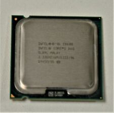 Intel Core 2 Duo E8600 8600 - 3.33 GHz Dual-Core UNBOXED CPU ONLY WARRANTY SALE!