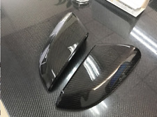 Replacement  Carbon Fiber Side Mirror  Cover For  2016-2018 HONDA CIVIC