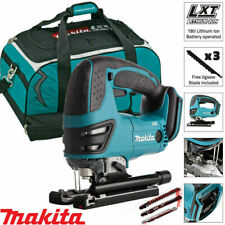 Makita DJV180Z 18V Cordless Li-ion Jigsaw Body Only With Makita LXT400 Bag
