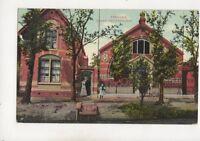 Zaandam Czaar Peterhuisje Netherlands Vintage Postcard JH Schaefer 405b